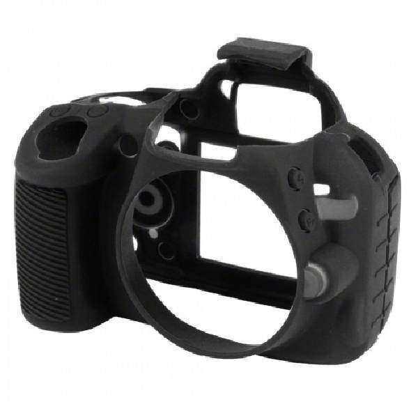 Easy Cover Silikon Kılıf For Nikon D3100 Siyah