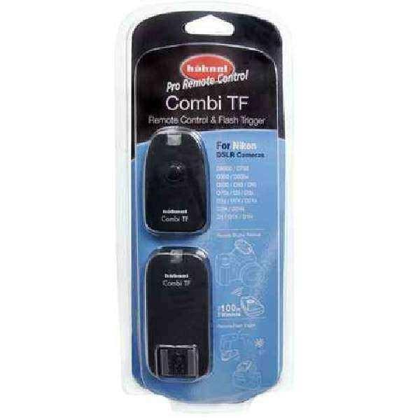Hahnel Combi TF for Nikon Tetikleyici (T)