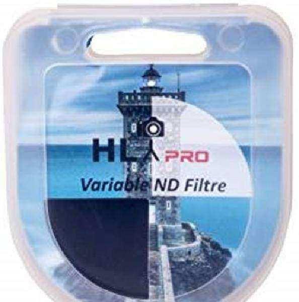Hlypro 82MM ND Variable Filtre