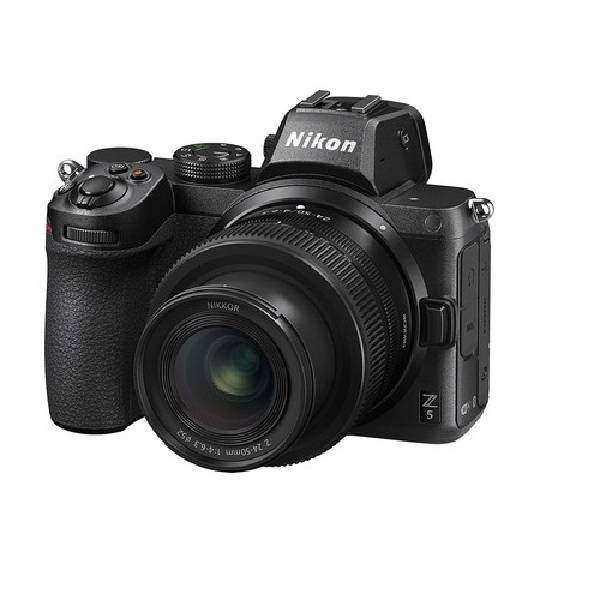 Nikon Z5 24-50mm f/4-6.3 Aynasız Fotoğraf Makinesi (Nikon Türkiye Garantili)